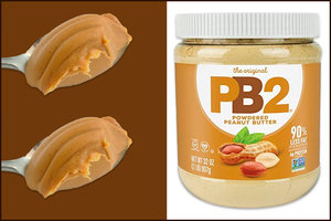 Powdered Peanut Butter
