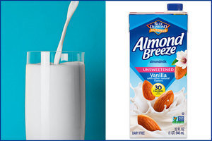 Unsweetened Almond Milk