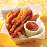 Healthy French Fries: Bake-tastic Butternut Squash Fries