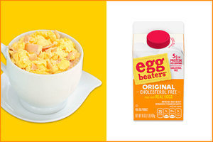 Fat-Free Liquid Egg Substitute or Egg Whites