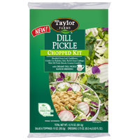Taylor Farms Dill Pickle Chopped Salad Kit
