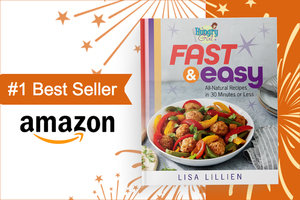 Hungry Girl Fast & Easy: All-Natural Recipes in 30 Minutes or Less