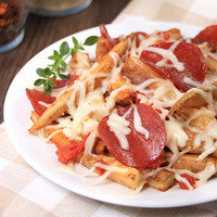 Healthy French Fries: Pizza-mazing French Fries