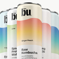 The Bu. Raw Kombucha
