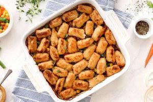 Veggie Tot Shepherd's Pie