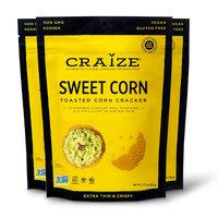 Craize Toasted Corn Crackers
