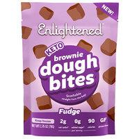 Enlightened Keto Fudge Brownie Dough Bites