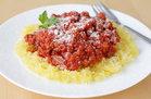 Hungry Girl's Healthy Spaghetti Squash Bolognese Recipe