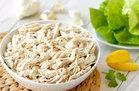 Hungry Girl's Healthy Go-To Garlic 'n Herb Shredded Chicken Recipe