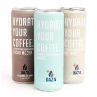 Oaza Electrolyte Infused Cold Brew