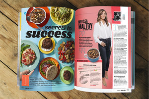 Calling All Success Stories: Be in Hungry Girl Magazine!