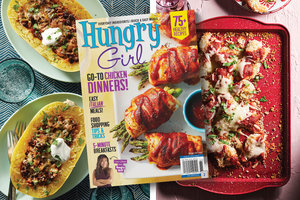 Hungry Girl magazine