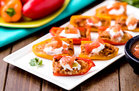 Air-Fryer Mini Mexican Stuffed Peppers