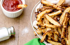 Hungry Girl's Healthy Air-Fryer Jicama Fries Recipe