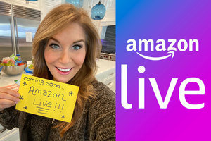 """Hungry Girl's Snacks & Hacks One-Stop Shopping Show"" launches on Amazon Next Thursday!"