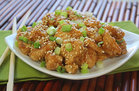 Hungry Girl's Healthy Sweet and Sticky Sesame Chicken Recipe