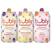 Bubly Bounce Caffeinated Sparkling Water