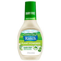 Hidden Valley Plant Powered Dairy Free Ranch Dressing