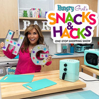 Hungry Girl's Snacks & Hacks One-Stop Shopping Show!