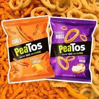 PeaTos Crunchy Curls & Crunchy Rings