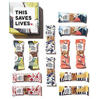 This Saves Lives Snack Bars