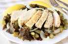 Hungry Girl's Healthy Lemony Spring Chicken Pack Recipe