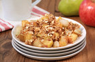 Hungry Girl's Healthy Apple Pear Crumble Recipe