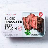 Cuisine Solutions Sous Vide Sliced Grass-Fed Beef Sirloin