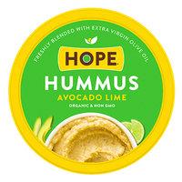 Hope Avocado Lime Hummus