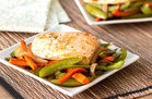 Hungry Girl's Healthy Baked Asian Chicken Stir-Fry Recipe