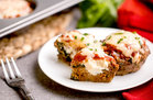 Hungry Girl's Healthy Mini Lasagna Meatloaves Recipe