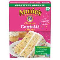 Annie's Homegrown Organic Confetti Cake Mix