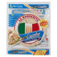 La Banderita Carb Counter Carb Lean Tortillas in Snack Size