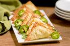 Hungry Girl's Healthy Jalapeño Popper Pockets Recipe