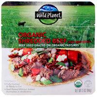 Wild Planet Organic Shredded Beef