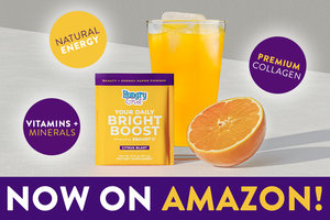 HUGE NEWS: Your Daily Bright Boost Is Now on Amazon!