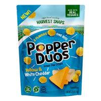 Harvest Snaps Popper Duos Green Pea Crisps