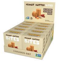 Pasokin Cinnamon Oat Peanut Butter Bites