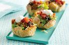 Hungry Girl's Healthy Tiny Taco Salads 2.0 Recipe