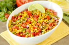 Hungry Girl's Healthy Blackened Better Than Ever Corn Salad Recipe