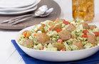 Hungry Girl's Healthy Pumped-Up Pesto Potato Salad Recipe