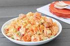 Hungry Girl's Healthy Creamy Sweet Potato Salad Recipe