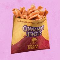 Healthiest Foods at Taco Bell: Dessert
