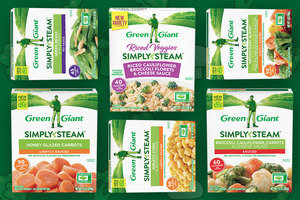 Green Giant Simply Steam Frozen Boxed Veggies