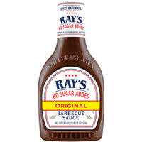 Sweet Baby Ray's No Sugar Added Barbecue Sauce