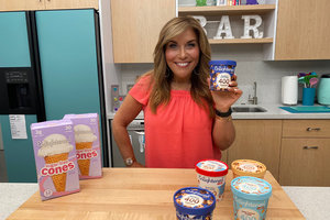 Mark Your Calendars for a LIVE Ice Cream Party with Lisa!