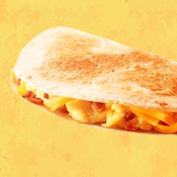 Healthiest Foods at Taco Bell: Breakfast