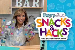 """Another """"Snacks & Hacks"""" Amazon Live Is Coming Your Way!"""