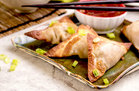Hungry Girl's Healthy Air-Fryer Chicken Potstickers Recipe