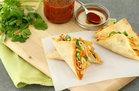 Hungry Girl's Healthy Sassy Wonton Tacos Recipe